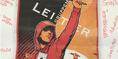 Gruppenleiter Poster